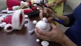 getlinkyoutube.com-Mulher.com 05/11/2014 - Papai Noel em EVA por Rosemary Ansante - Parte 2