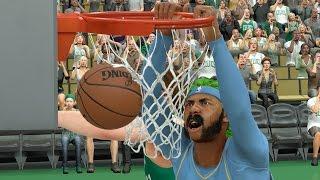 NBA 2K17 MyCareer #18 - 24K Dunking Upgrade