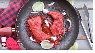 getlinkyoutube.com-Tonduri Chicken/Chicken Tanduri   Bangladeshi Tonduri chicken recipe  Tanduri Chicken
