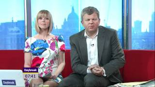 getlinkyoutube.com-Kate Garraway - So Sexy - 12-May-11