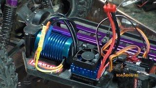 Redcat Volcano EPX New motor & ESC