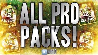 getlinkyoutube.com-Madden Mobile 16 - All-Pro Pack Opening!