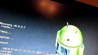 getlinkyoutube.com-How to install Cyanogenmod 10 Rom on your Rikomagic MK802II