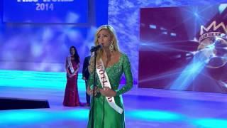 getlinkyoutube.com-Miss World 2014 : Talent Showdown - Scotland Vs Malaysia!