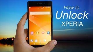 getlinkyoutube.com-How To Unlock Sony Xperia Z2 / Z3 / Z1 / E3 / M2 / etc.. (AT&T, T-mobile, Rogers, etc.)
