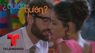 getlinkyoutube.com-¿Quién es Quién? | Yesenia rechaza el beso de Rubén | Telemundo Novelas
