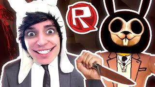 getlinkyoutube.com-TIME TO GO INSANE AND KILL! - Roblox Murder Mystery 2