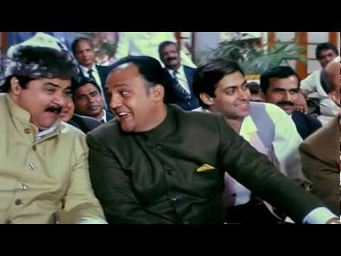 Aaj Hamaare Dil Mein - Hum Aapke Hain Kaun (1995) *HD* 1080p Music Video