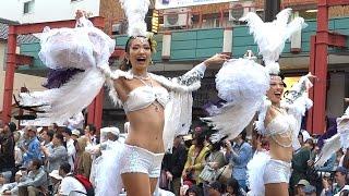 getlinkyoutube.com-015 Amigos Calientes アミーゴス カリエンテス 浅草サンバカーニバル Asakusa samba carnival 2015