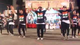 best hip hop dance at thane performed by scorpion crew .........
