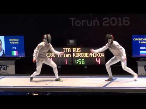 Mens Epee and Womens Foil