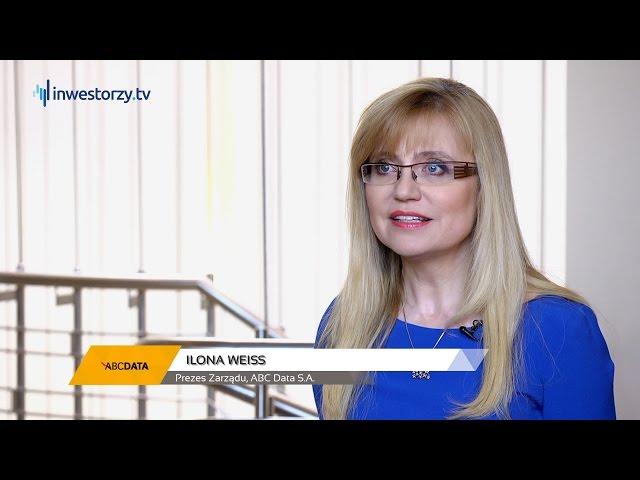 ABC Data S.A., Ilona Weiss - Prezes Zarządu, #25 PREZENTACJE WYNIKÓW