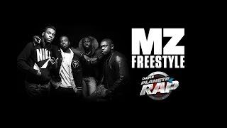 MZ - Gros Freestyle sur Planète Rap !