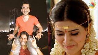 getlinkyoutube.com-Nagarjuna's sons Naga Chaitanya and Akhil getting engaged together? | Samantha
