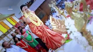 getlinkyoutube.com-Trivandrum Wedding Highlight Strangers in Love Jithu + Anjana  by Pixelworld Ponkunnam