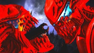 Mortal Kombat XL - Carnage Symbiote Xenomorph Alien Costume / Skin *PC Mod*