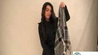 getlinkyoutube.com-How To Tie A Shemagh Scarf For Fashion