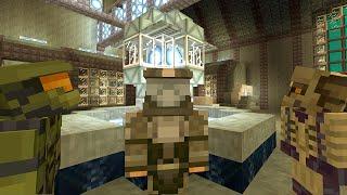 getlinkyoutube.com-Minecraft Xbox - Survival Madness Adventures - Halo The Nuke [323]