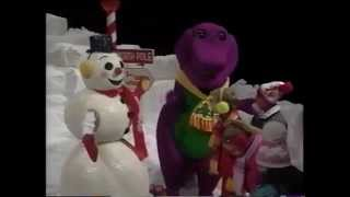 getlinkyoutube.com-Barney & The Backyard Gang: Waiting For Santa (Original Version)
