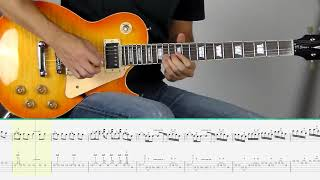 Guns N' Roses - Sweet Child O' Mine (Guitar Tutorial)