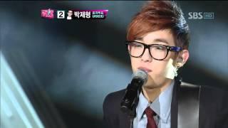 getlinkyoutube.com-Park Jeahyung [That Thing You Do] @KPOPSTAR Live Episode 20120325