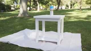 How to Video: How to Spray Paint
