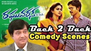 getlinkyoutube.com-Raghuvaran B.tech (Velaiyilla Pattathari) Back 2 Back Comedy Scenes...