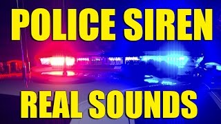 getlinkyoutube.com-Police Siren - Ultimate Collections | Sound effects