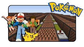 "getlinkyoutube.com-Pokemon ""Theme"" (Indigo League) - Minecraft Xbox |NoteBlock Song|"