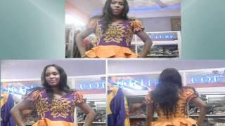 getlinkyoutube.com-Patra Show avec Heritage Couture Part 1