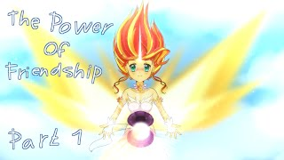getlinkyoutube.com-The Power Of Friendship - Speedpaint 1-2