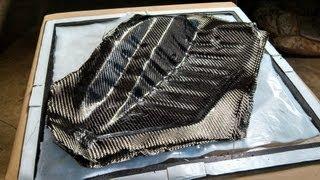 getlinkyoutube.com-Making Carbon Fiber Honda S2000 Parts