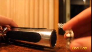 getlinkyoutube.com-How to Make a Simple Lightsaber!