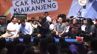 getlinkyoutube.com-Cak Nun & Gus Ipul ; full humor , reuni teman lama mengenang Reformasi , Mei 2015