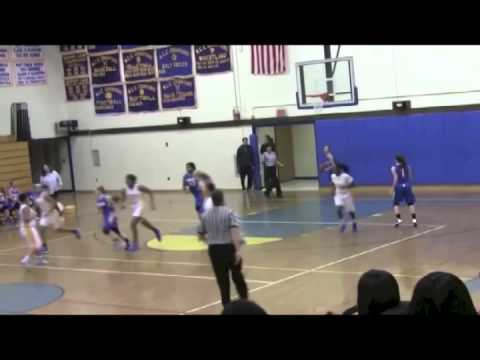 Kiarra Epps - Kolbe Cathedral Girls Basketball Highlights 2013-14