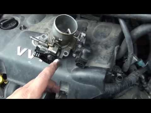 Scion xb Idle Air Control Valve replacement video