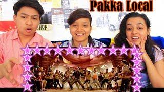 Pakka Local Full Video Song | Jr. NTR, Kajal | ASKD Reaction