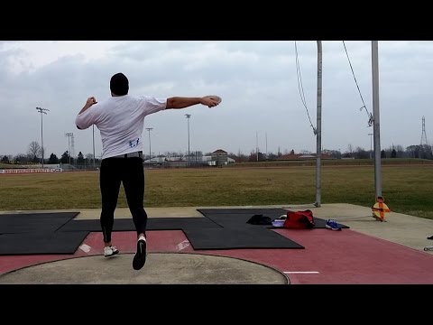 DISCUS WORKOUT
