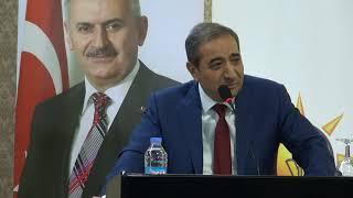 Mustafa Taşdemir Ak Parti Aday Tanıtım Programında Konuştu