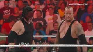getlinkyoutube.com-Kane & Undertaker on RAW 1000 [23.07.2012]