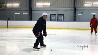 getlinkyoutube.com-iTrain Hockey - Slap Shot Training Intensive