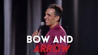 getlinkyoutube.com-Bow and Arrow | Sebastian Maniscalco: Aren't You Embarrassed?