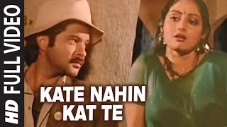 getlinkyoutube.com-'Kate Nahin Kat Te'  Full VIDEO Song -  Mr. India | Anil Kapoor, Sridevi