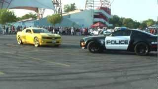 Вот какие должны быть машины у полиции