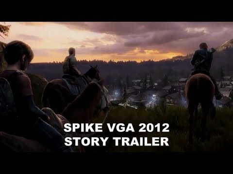 The Last Of Us - Spike VGA 2012 Story Trailer (HD 1080p)