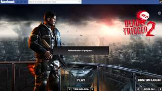 Vidio tutorial how to use Dead Trigger Trainer
