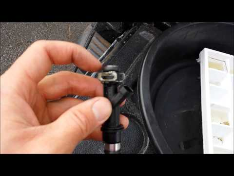 Isuzu Rodeo - Fuel Injector O-Ring Replacement