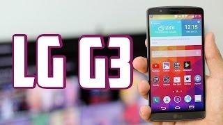getlinkyoutube.com-LG G3, Review en Español