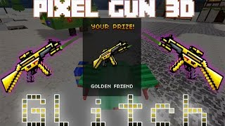 getlinkyoutube.com-Pixel Gun 3D - How to get Golden Friend ? ( READ DESCRIPTION )