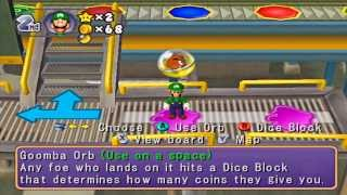 getlinkyoutube.com-ABM: Mario Party 6: Gadds Garage HD Gameplay !!